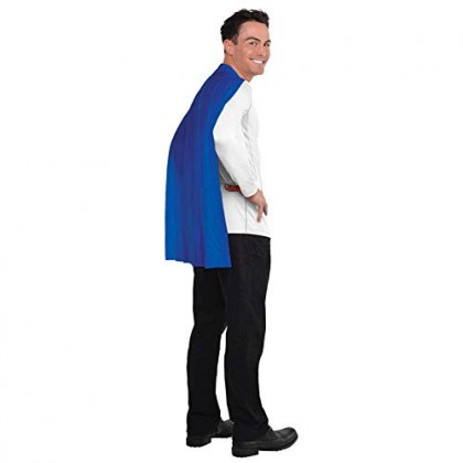 One Size Capes Blue