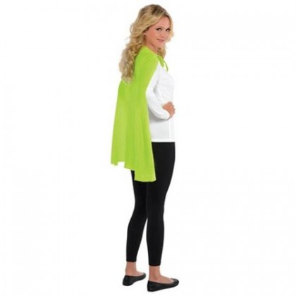 One Size Capes Neon