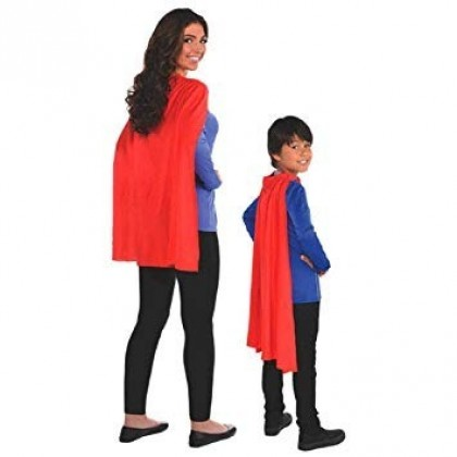 One Size Capes Red