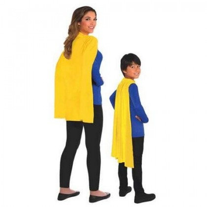 One Size Capes Yellow