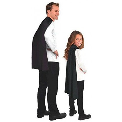One Size Capes Black