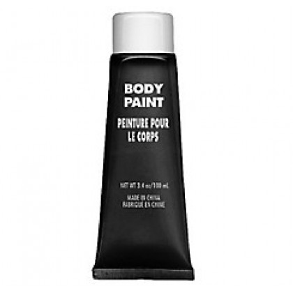 3.4 oz. Body Paint Black
