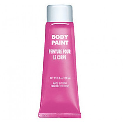 3.4 oz. Body Paint Pink