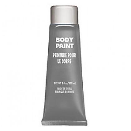 3.4 oz. Body Paint Silver