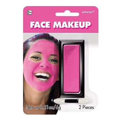 0.21 oz. Face Makeup Pink