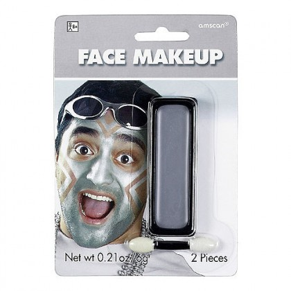 0.21 oz. Face Makeup Silver