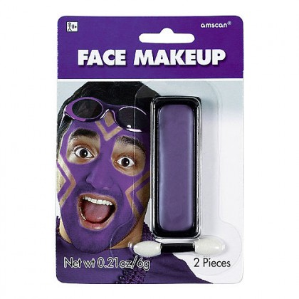 0.21 oz. Face Makeup Purple