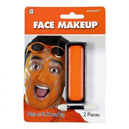0.21 oz. Face Makeup Orange