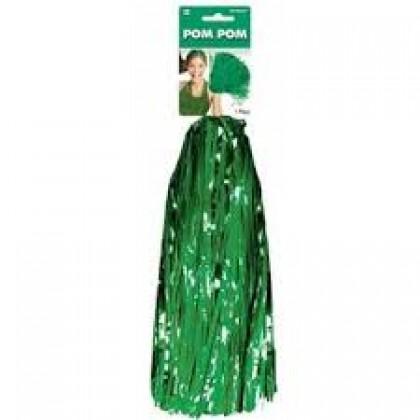 "15"" Pom Pom Mixes Green"