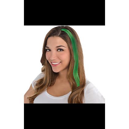 "15"" Hair Extensions Green"