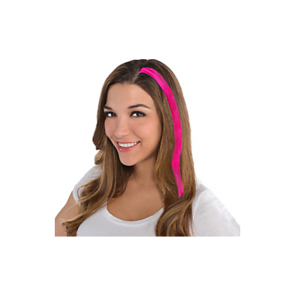"""15"""" Hair Extensions Pink"""