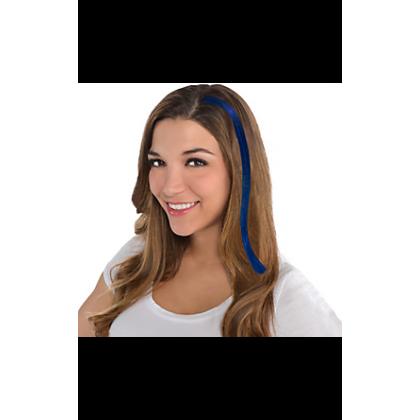 "15"" Hair Extensions Blue"