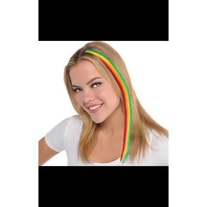 "15"" Hair Extensions Rainbow"
