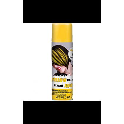 3 oz. Hair Spray Yellow