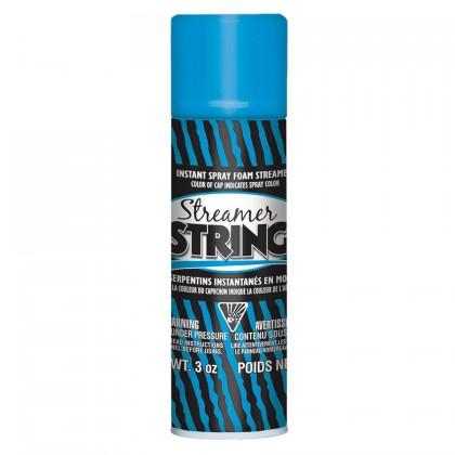 3 oz. Streamer String Blue
