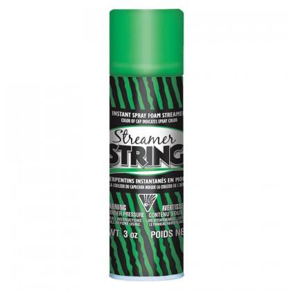 3 oz. Streamer String Green