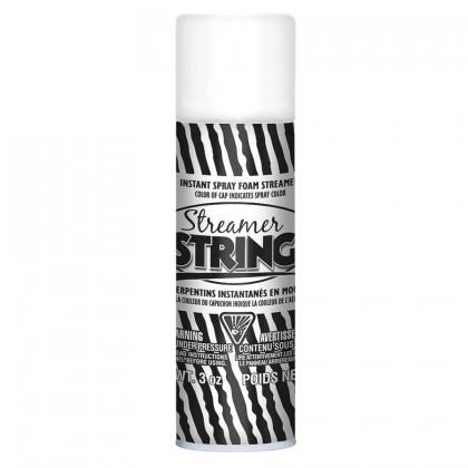 3 oz. Streamer String White
