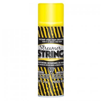 3 oz. Streamer String Yellow