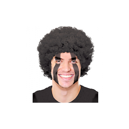 Adult/Child Curly Wigs Black