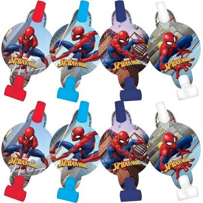 Spider-Man Webbed Wonder Blowouts