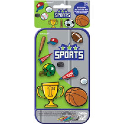 Sticker Activity Kits - Sports