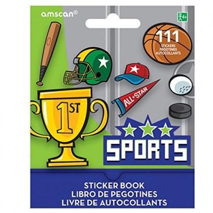 Sticker Booklets Sports