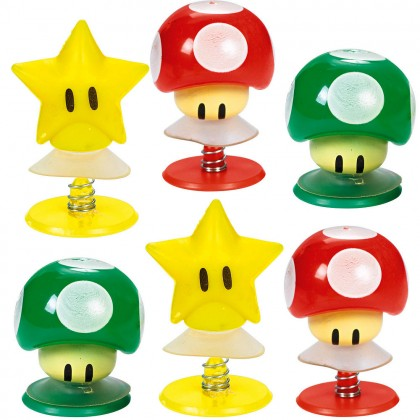 Super Mario Brothers™ Creature Pop-Up Favors
