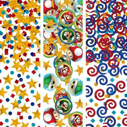 Super Mario Brothers™ Value Confetti - Paper & Foil