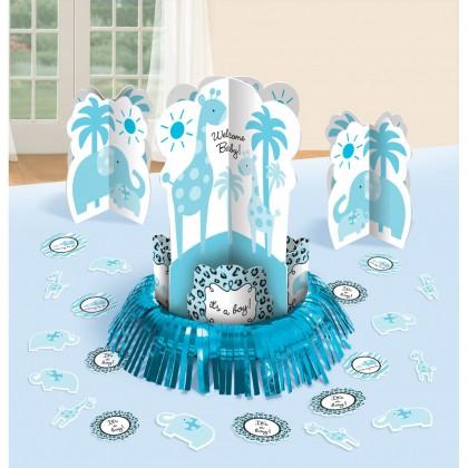 Sweet Safari Boy Table Decorating Kit
