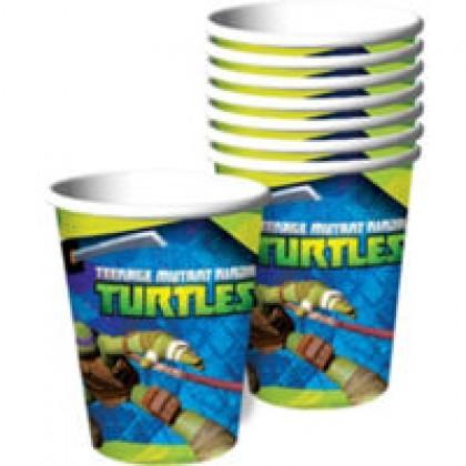 Teenage Mutant Ninja Turtles™ Cups, 9 oz.