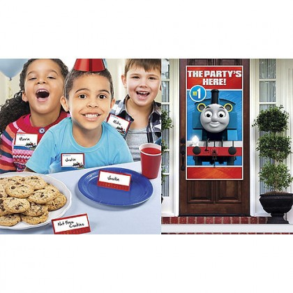 Thomas All Aboard Party Welcoming Kit
