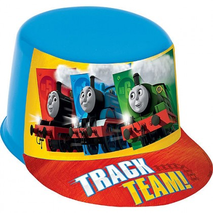Thomas All Aboard Vac Form Hat