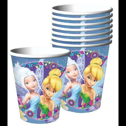©Disney Tinker Bell Cups, 9 oz.