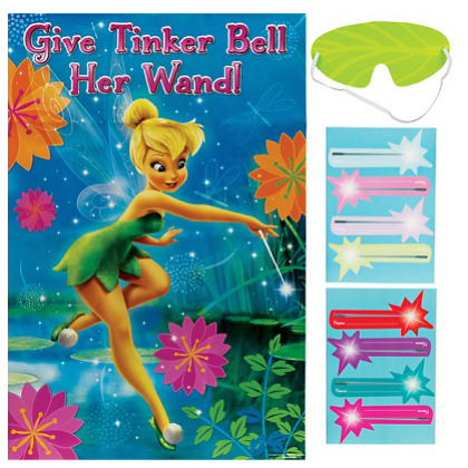 ©Disney Tinker Bell Party Game