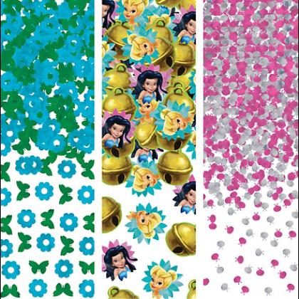 ©Disney Tinker Bell Value Confetti - Paper & Foil