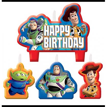 ©Disney/Pixar Toy Story Power Up Birthday Candles
