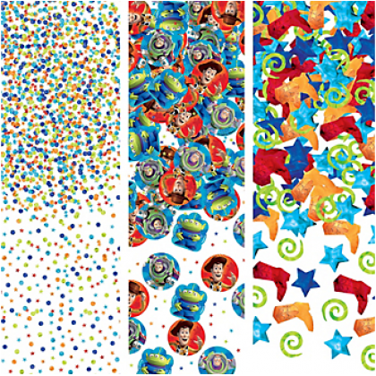 ©Disney/Pixar Toy Story Power Up Value Confetti - Paper & Foil