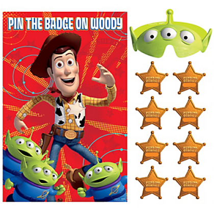 ©Disney/Pixar Toy Story Power Up Party Game
