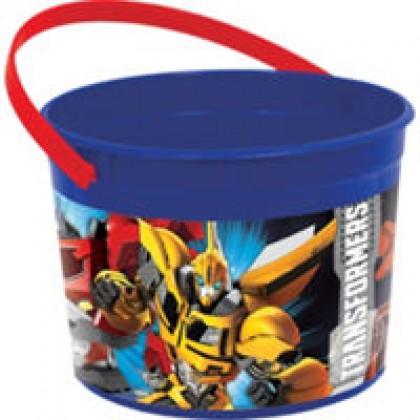 Transformers™ Core Favor Container - Plastic