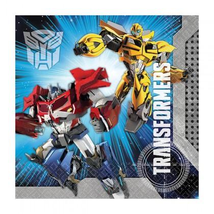 Transformers™ Core Luncheon Napkins