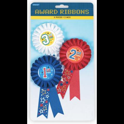 """6"""" Award Ribbons"""