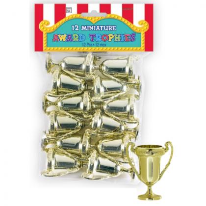 """2 1/2"""" Mini Award Trophies"""