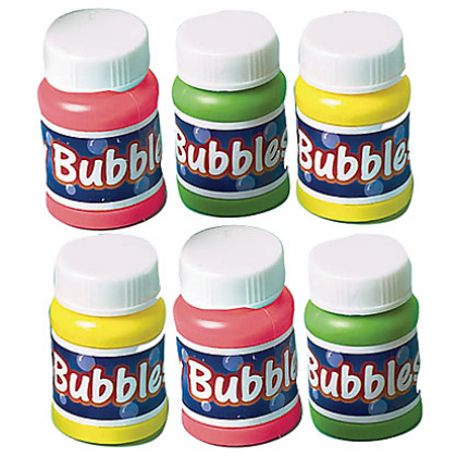 1 oz. Party Bubble Favors