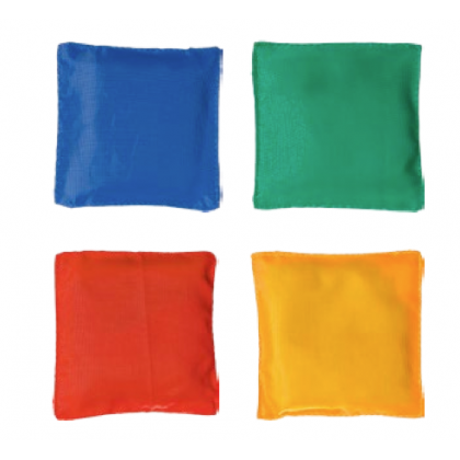 """4"""" x 4 Bean Bags - Fabric"""