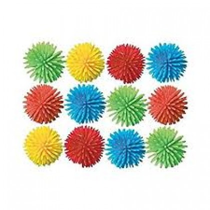 32 mm Primary Wooly Ball Favors