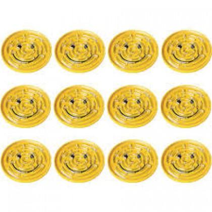 """2 3/4"""" Smile Maze Puzzle Favors"""