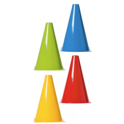 """8"""" Field Cones - Plastic"""