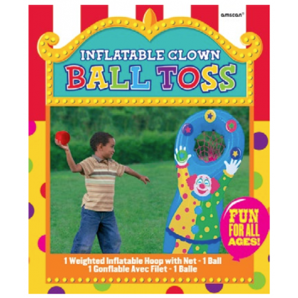 Inflatable Ball Toss