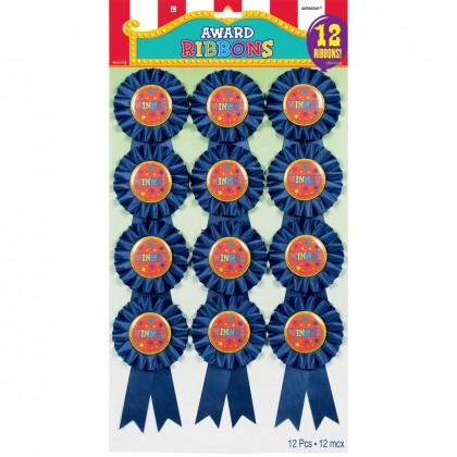 """6"""" Rosette Award Ribbon - Winner"""