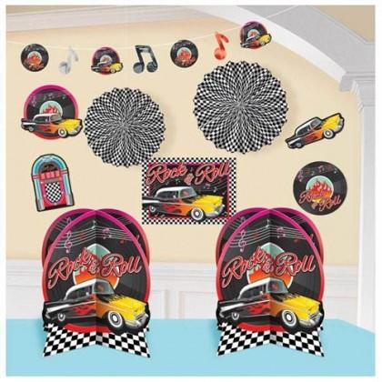 Classic 50's Decorating Kit